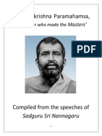 Sri Ramakrishna Paramahamsar