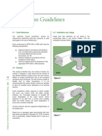 ADC Flexible Duct Performance & Installation Standards. Installation Guidelines. 4th ed.