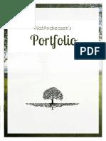 Natalie Andreasen Portfolio