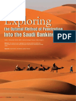 Exploring Investment Banking Saudi Libre