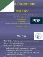 Pipeline Direct Assessment