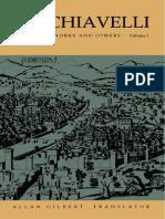 Machiavelli, Niccolò - Chief Works & Others, Vol. 1 (Duke, 1989).pdf