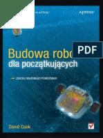David Cook - Budowa Robotów dla początkujących (2012).pdf