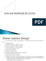 steam Power Plant ppt