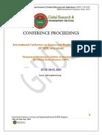 International conference, grds