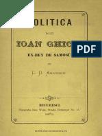 Aricescu Ion Ghica