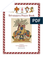 Srivaishnava Prayer Book