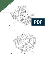 3D Cad Models for practice