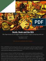 Devils, Deals and the DEA - ProPublica