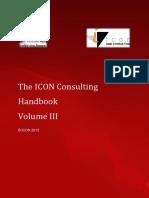 ICON CaseBook Volume III-2013