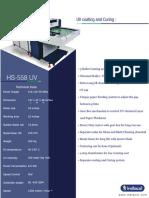 HS-558 UV Coating