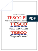 Case Study on Tesco 500