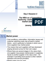 Day 2 Session 2 Market Power