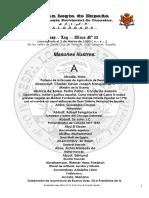 Lista de Masones Ilustres