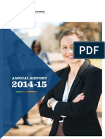 Treasury Annual Report 2014-15 Complete