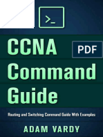 CCNA Command Guide - Adam Vardy