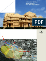 Somnath Temple Development