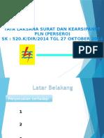 Sosialisasi TLSK Kupang