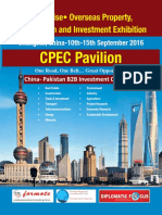 Shanghai- China, Overseas Property, Immigration and Investment Exhibition/ China Pakistan B2B Conference