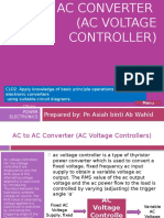 Chapter 5 AC Converter