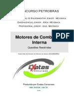 Amostra Petrobras Eng Equipamentos Jr Mecanica Motores Combustao Interna