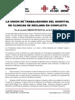 Declaracion de Conflicto de UTHC