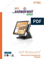 Des.mnl.Sr9.Manual de Instalación Soft Restaurant Professional