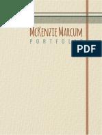 McKenzie Marcum Portfolio