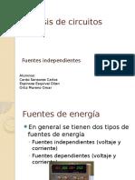 Fuentes Independientes