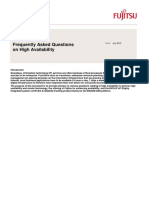 White Paper_ Frequently Asked Questions on High Availability