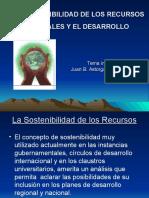 02_La Sostenibilidad de los Recursos Naturales para el.ppt