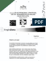 Analisis Cauza Raiz (ASME)