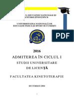 Brosura Admitere Licenta Kt 2016 2312312123132312312132323123312