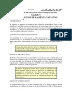 John Petroff - Contabilidad de La Renta Nacional