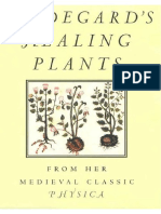 Von Bingen Hildegard Healing Plants From the Medieval Classic Physica