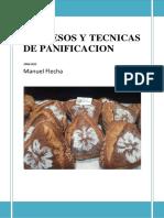 Procesos y Tecnicas de Panificacion-MANUAL