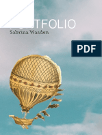 Sabrina Wasden Portfolio