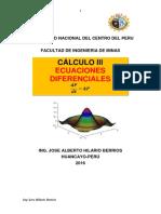 Texto Ecuaciones Diferenciales 2016