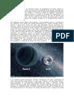 Planeta X, Factos e Ilusão