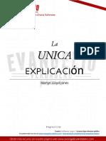 La Unica Explicación.pdf