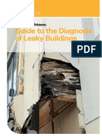 Weathertightness Guide to Diagnosis of Leaky Buildings