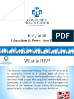 Hiv Education Prevention Program