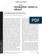 02 1800040 1 - Introducao a - Business Ethics - Where is Business Ethics