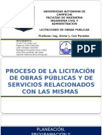 Presentacion Final Licitaciones