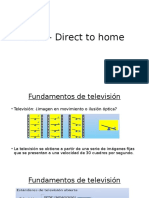 DTH – Direct to home.pptx