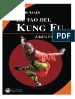 El Tao Del Kung Fu.alba