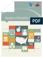Work Life Survey Results 2015