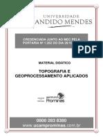 Módulo 01 - Topografia e Geoprocessamento aplicados