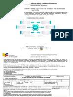 PD - Planificacion de Destrezas (2016-2017) (Indicaciones Para Llenar)