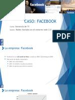 Caso Facebook